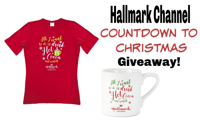 Hallmark Channel Countdown to Christmas Giveaway