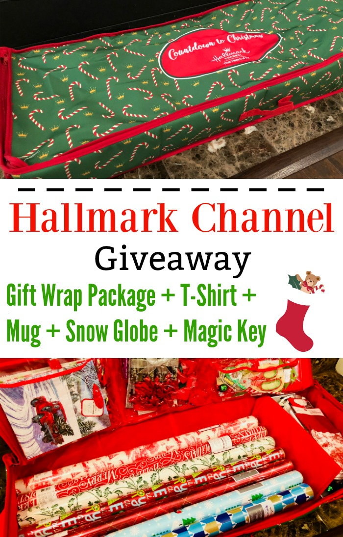 Hallmark Channel Giveaway Mingle all the Way