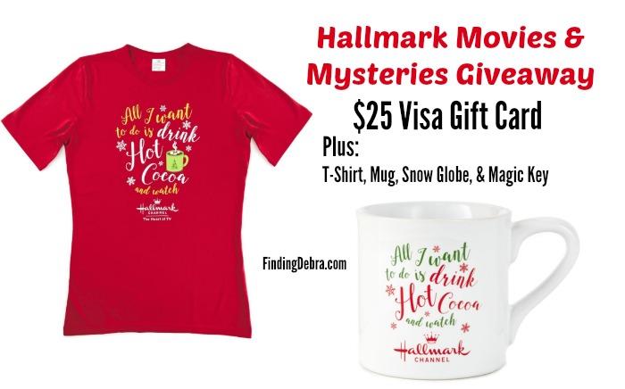 Hallmark Movies & Mysteries Giveaway