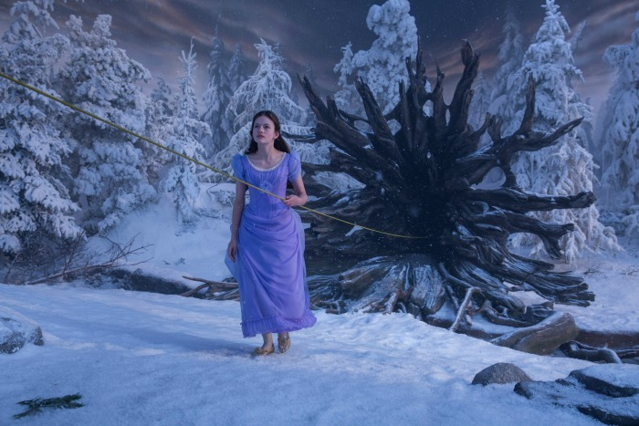 Mackenzie Foy Nutcracker Interview Land of Snowflakes