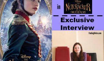 Mackenzie Foy Nutcracker interview