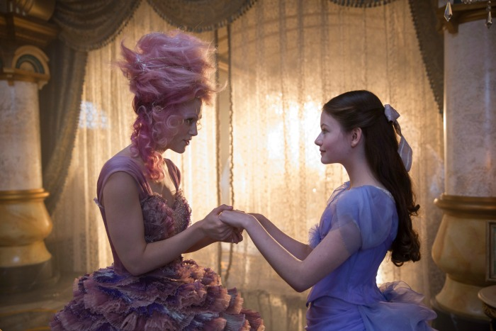 Mackenzie Foy in The Nutcracker and the Four Realms