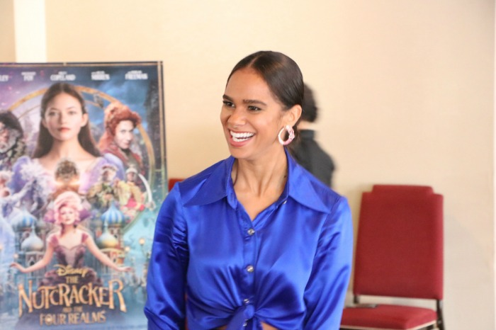 Misty Copeland The Nutcracker and the Four Realms
