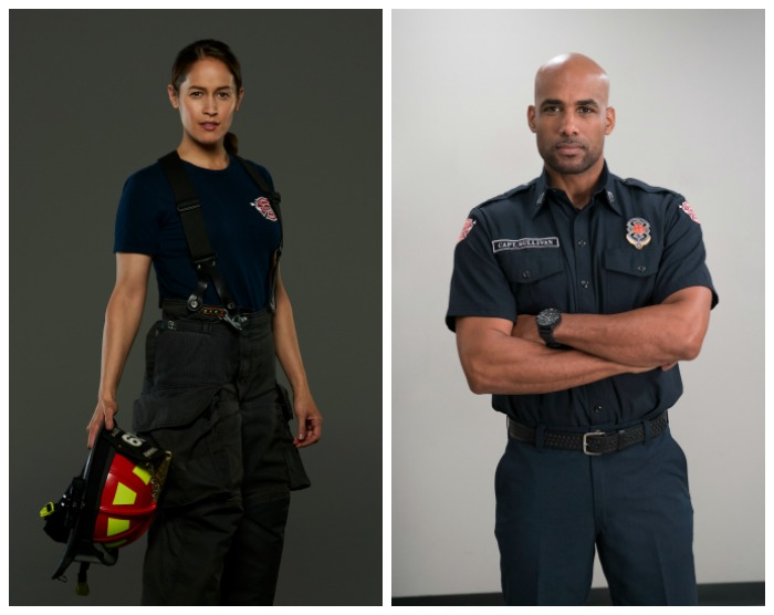Station 19 actors