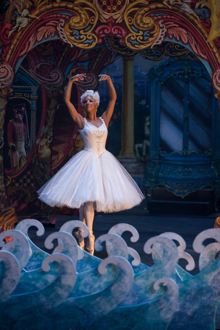 The Nutcracker an the Four Realms ballerina Misty Copeland