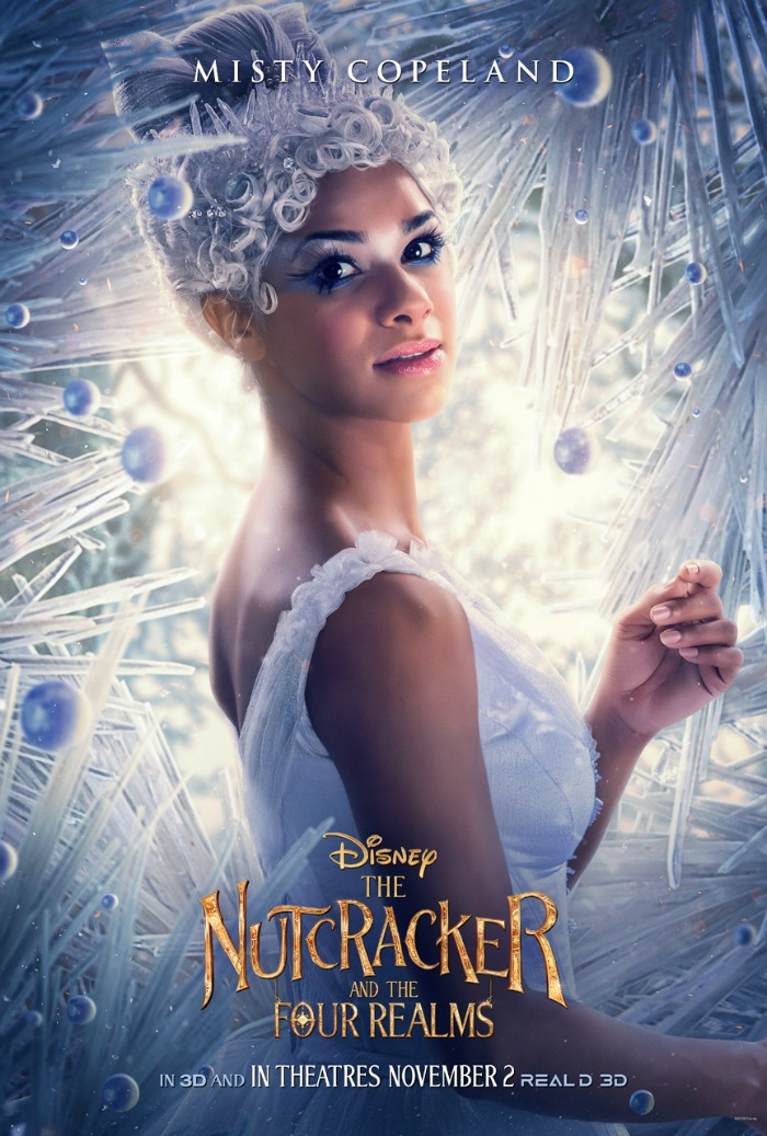 The Nutcracker and the Four Realms Misty Copeland