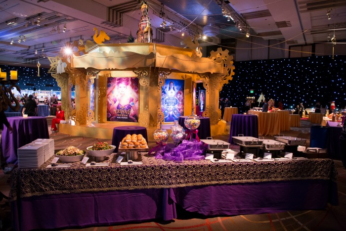 The Nutcracker and the Four Realms red carpet premiere pre party