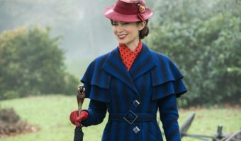 Mary Poppins Returns Mary