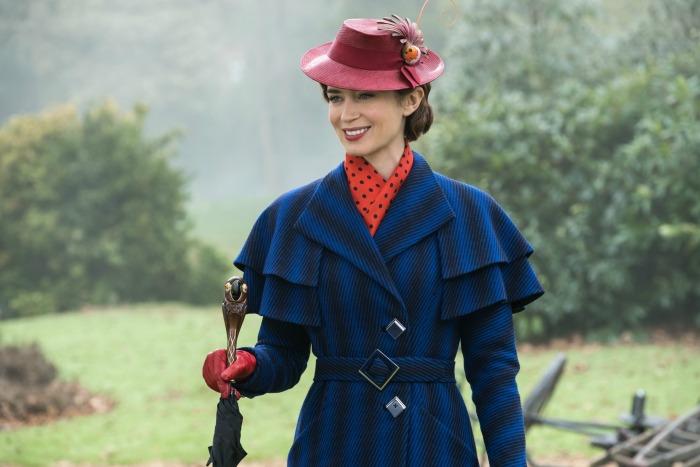 Mary Poppins Returns Mary