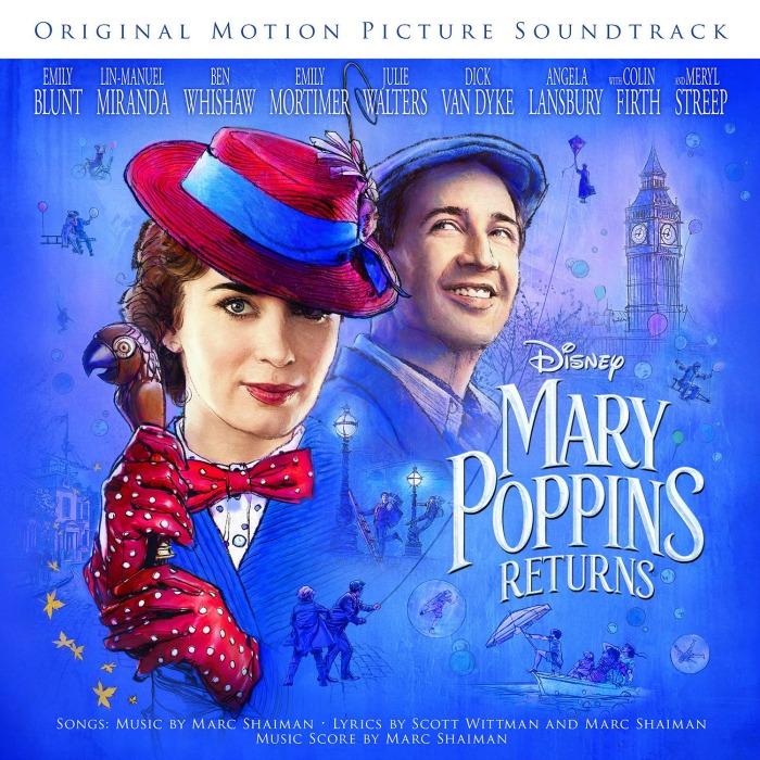 Mary Poppins Returns Soundtrack