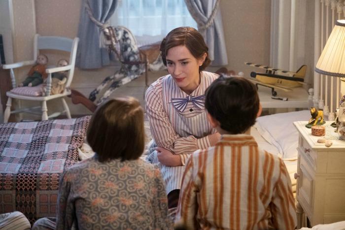 Mary Poppins Returns kids scene