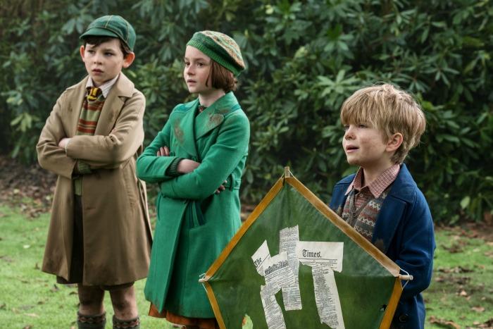 Mary Poppins Returns kids