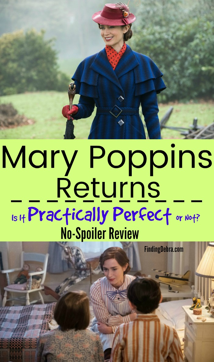 Mary Poppins Returns review - no spoilers