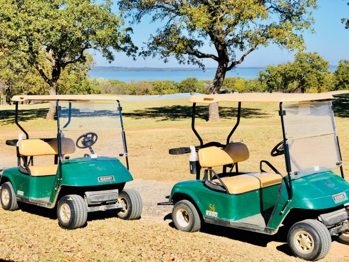 RB Golf Club and Resort lake views Runaway Bay Texas