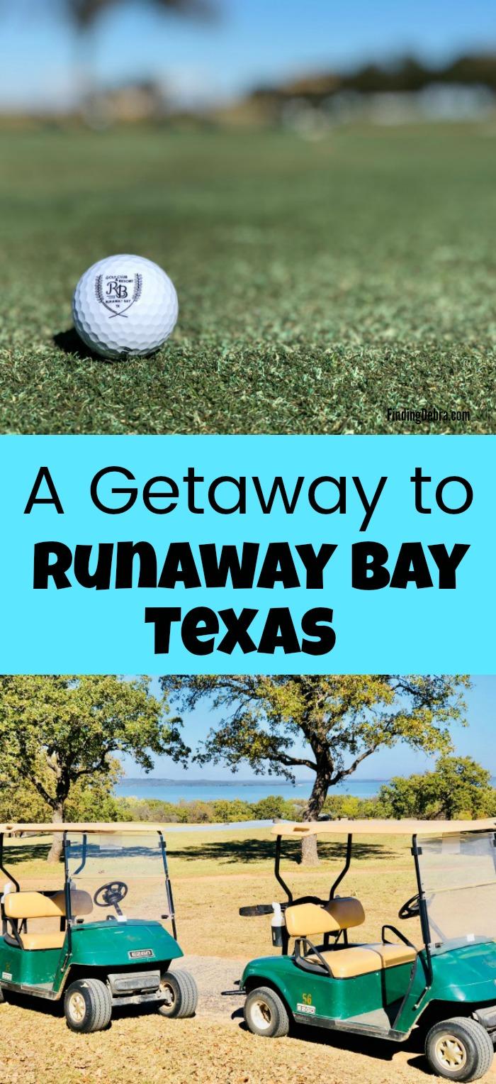 Runaway Bay Texas getaway
