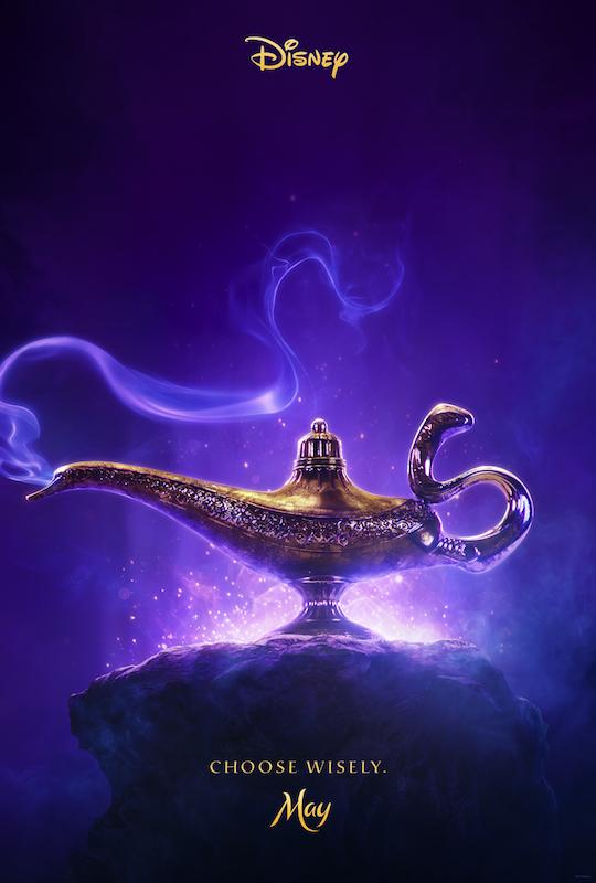 Aladdin 2019 Disney