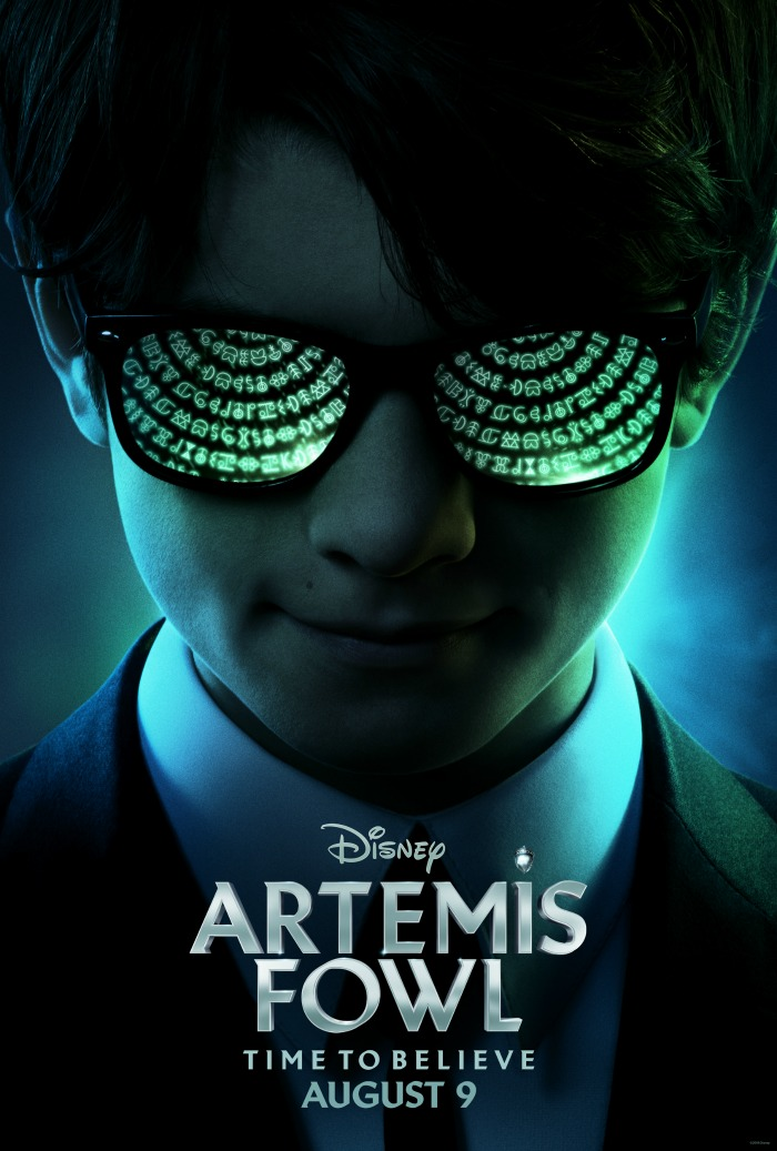 Artemis Fowl 2019 Disney