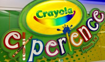 Crayola Experience Giveaway