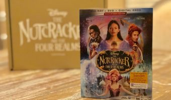 Disney's Nutcracker and the Four Realms Blu-ray
