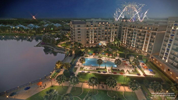Disney's Riviera Resort at Walt Disney World