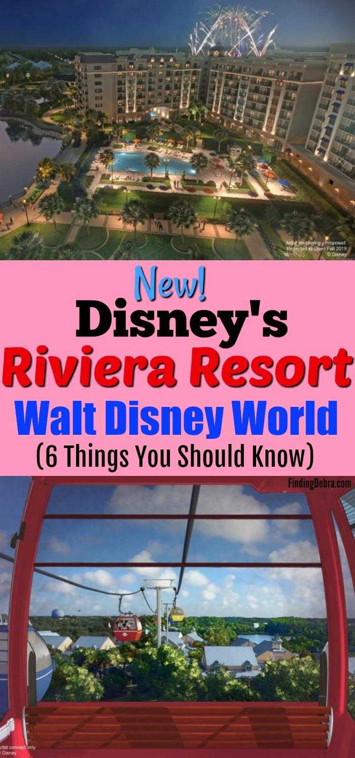 Disney's Riviera Resort - Walt Disney World