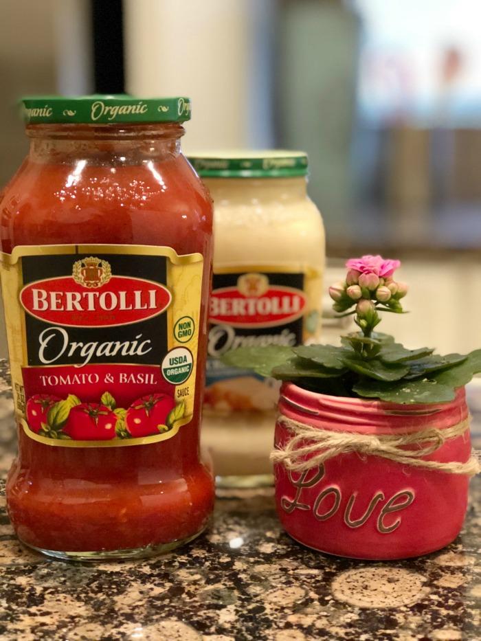 Bertolli Organic Sauces