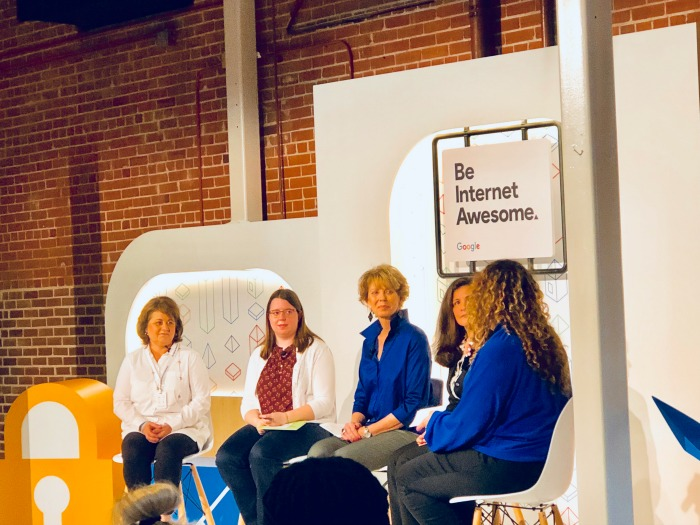 Google's Be Internet Awesome Panel Discussion