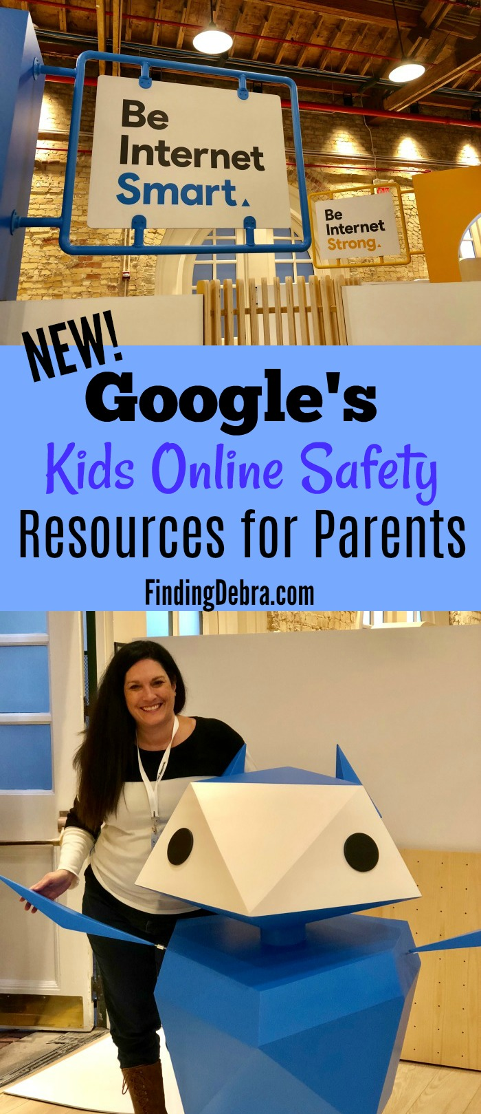 Google's Kids Online Safety Resources for Parents