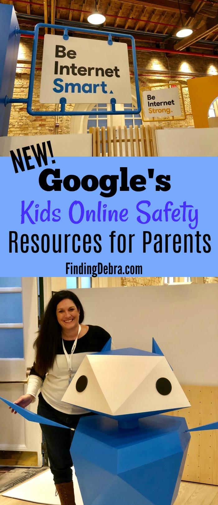 Google's Kids Online Safety Resources for Parents