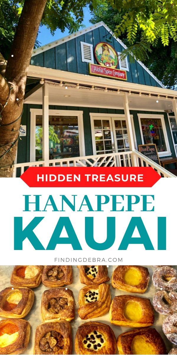 Hanapepe Kauai - Hidden Treasure