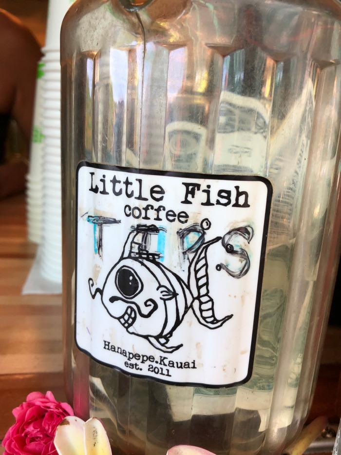 Hanapepe Little Fish Coffee
