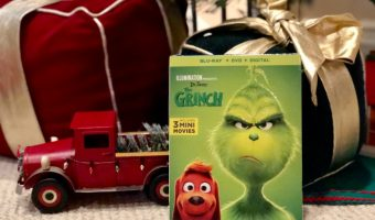 The Grinch Blu-ray Giveaway