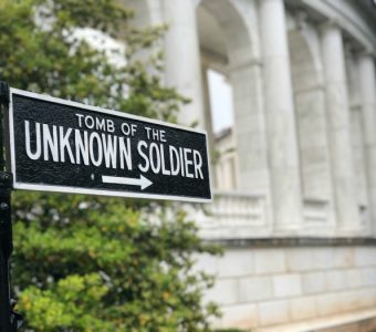 Washington DC - Tomb of the Unknown Soldier