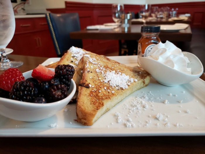 Where to eat in Washington DC - Cafe du Parc sunday brunch