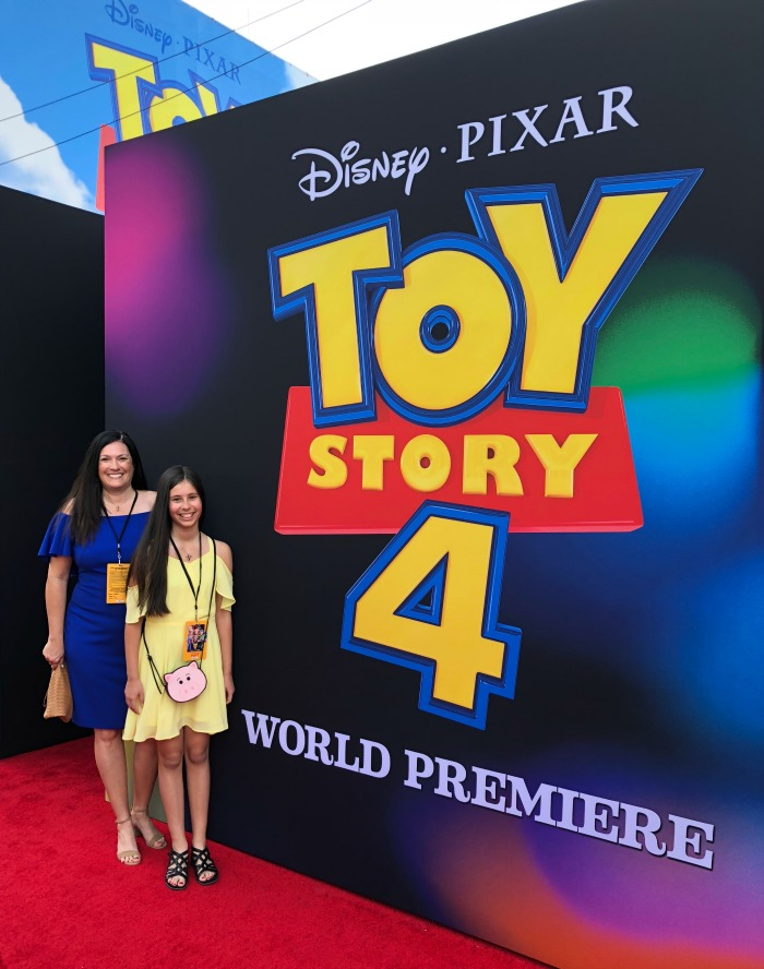 Toy Story 4 world premiere