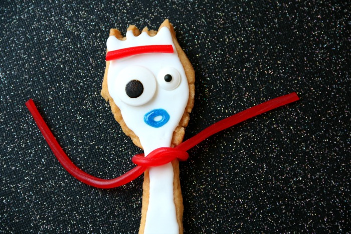 Forky Cookies