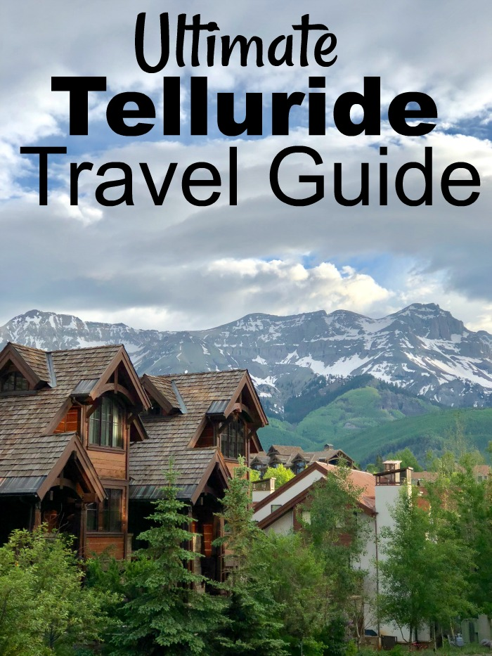 Telluride Travel Guide