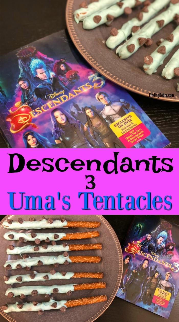 Descendant's 3 Uma's Tentacles