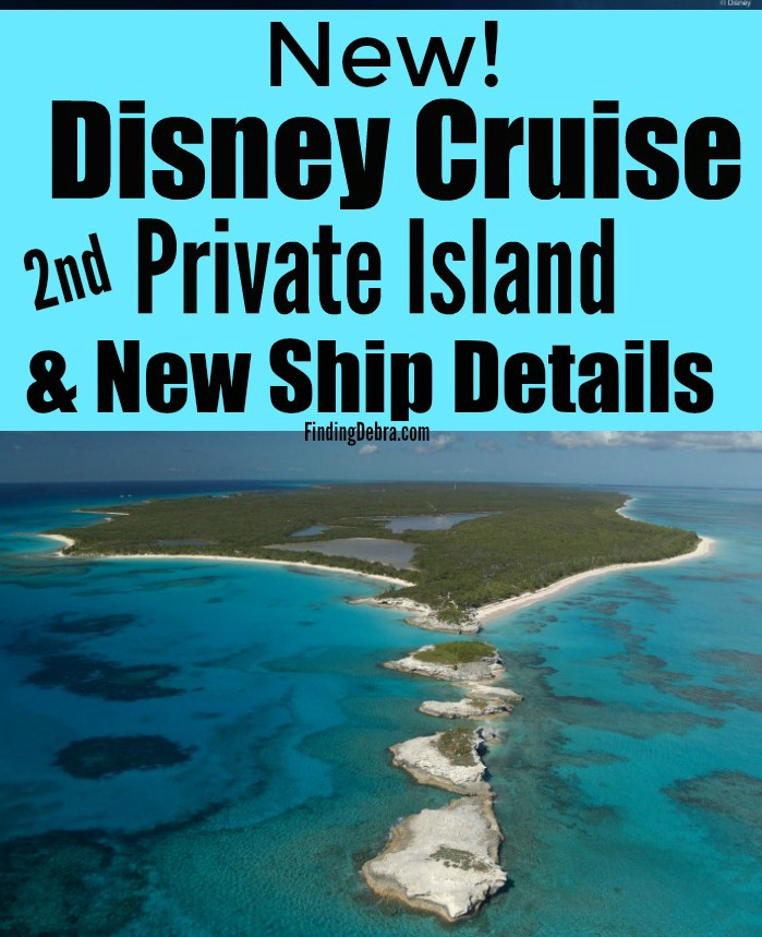 Disney Cruise 2nd private island