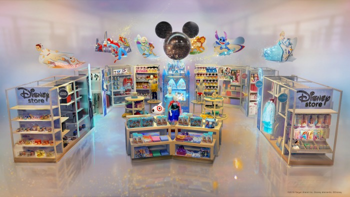 Will Disney Store at Target Be Inside YOUR Target? (LIST) - Finding Debra