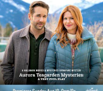 Hallmark Movies and Mysteries Aurora Teagarden Mysteries