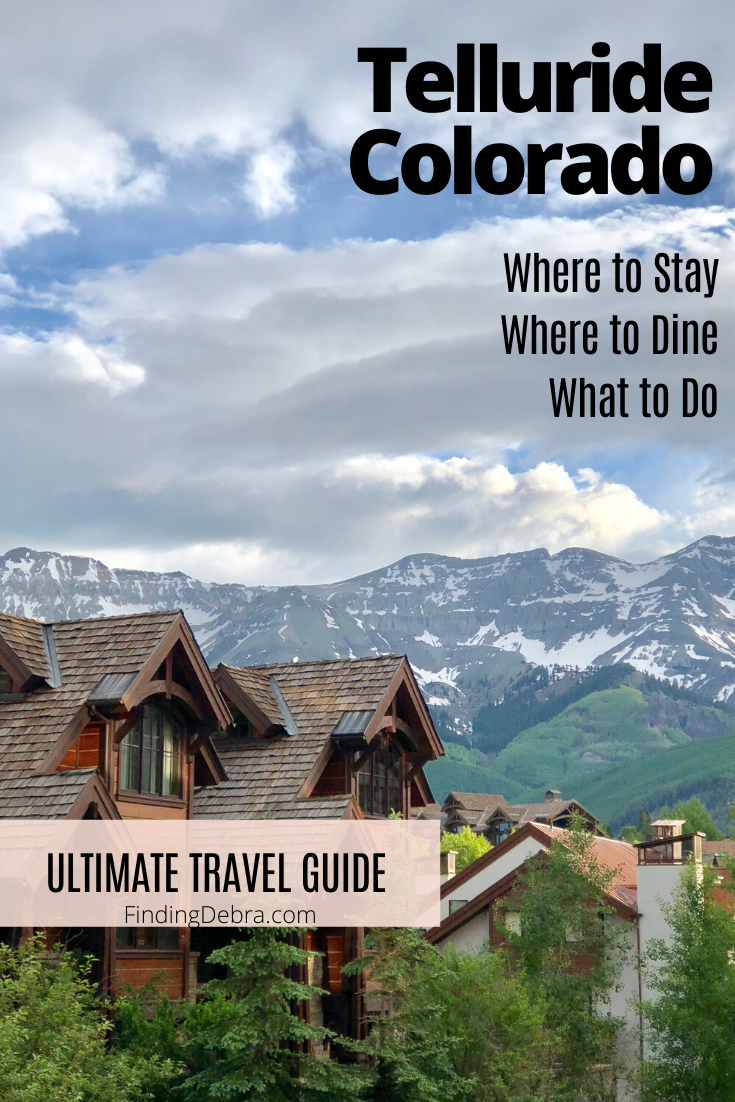 Telluride Colorado - ultimate travel guide