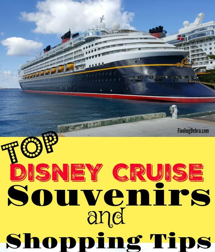 Disney Cruise Souvenirs