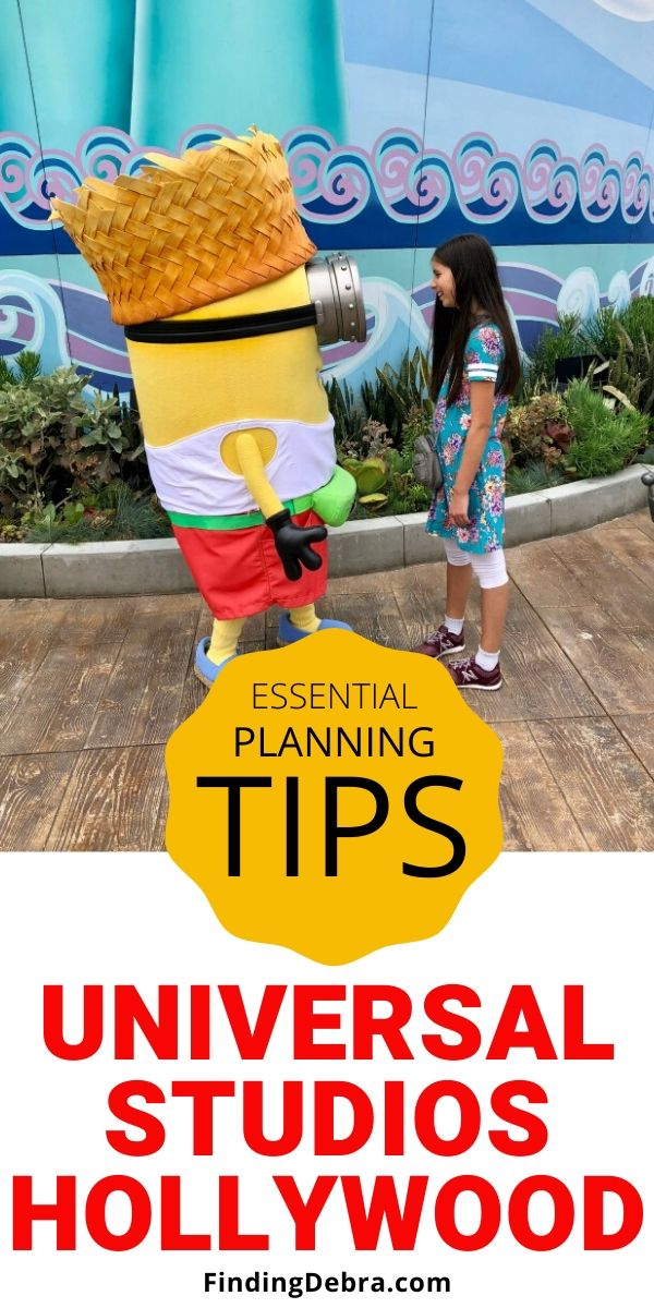Universal Studios Hollywood essential planning tips for first timers