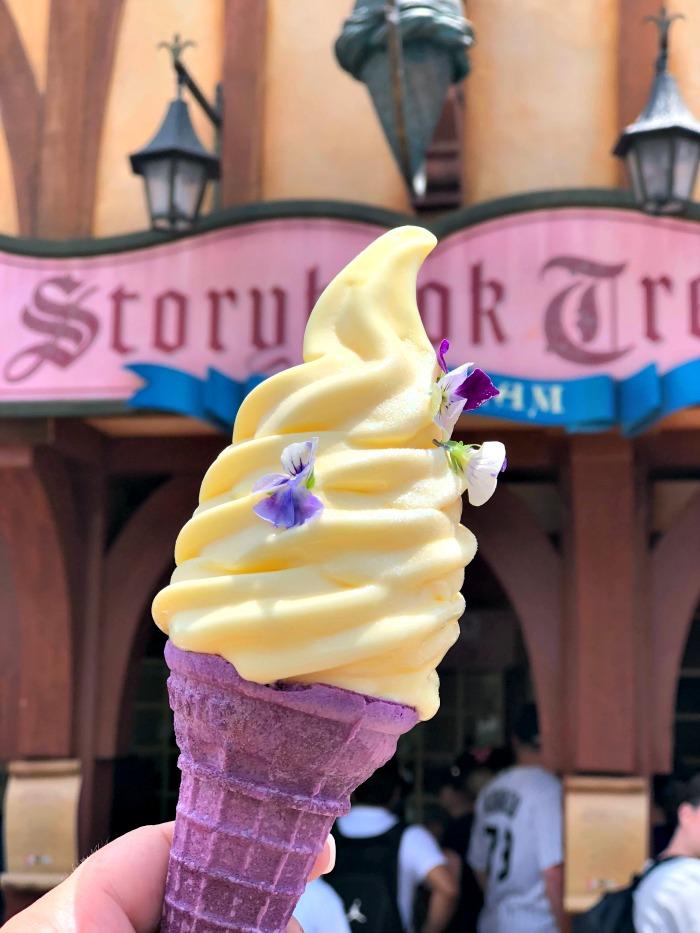 Disney World Lost Princess Cone