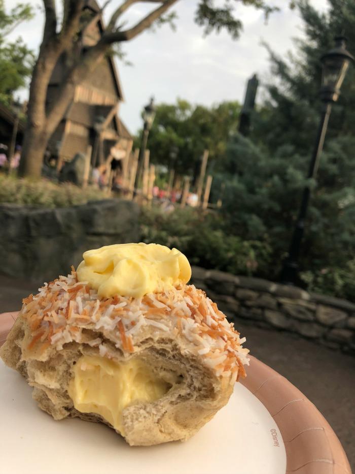 Epcot Treat - Norway School Bread