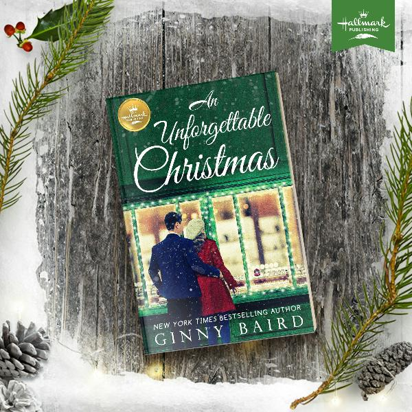 An Unforgettable Christmas from Hallmark Publishing (GIVEAWAY) - Finding Debra