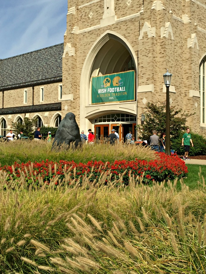 Hammes bookstore - Notre Dame campus