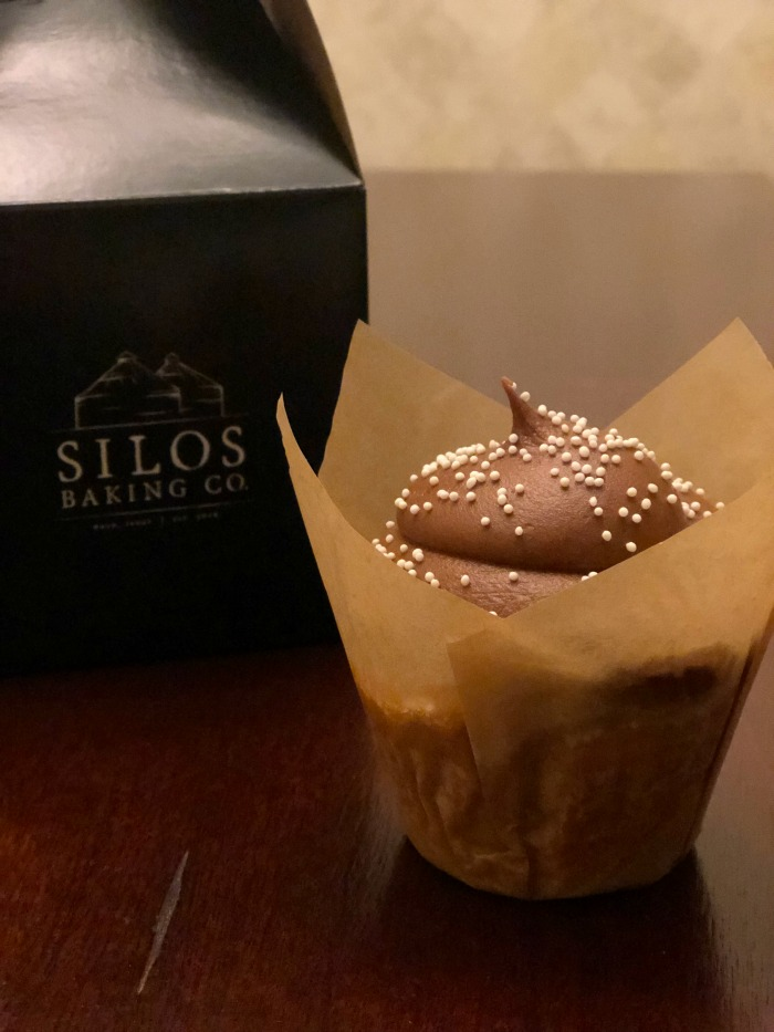 Magnolia Market Silobration Cupcake