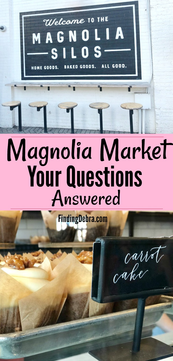 Magnolia Market - your questions answered